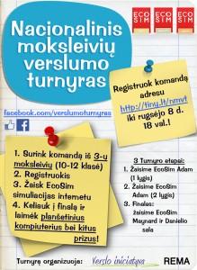 Nacionalinis moksleivių verslumo turnyras